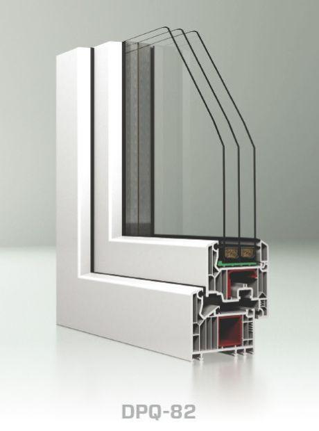 Infissi e serramenti in pvc infissi vaccher - Misure infissi finestre ...