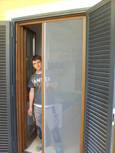 Tapparelle e zanzariere infissi vaccher - Amazon zanzariere per finestre ...