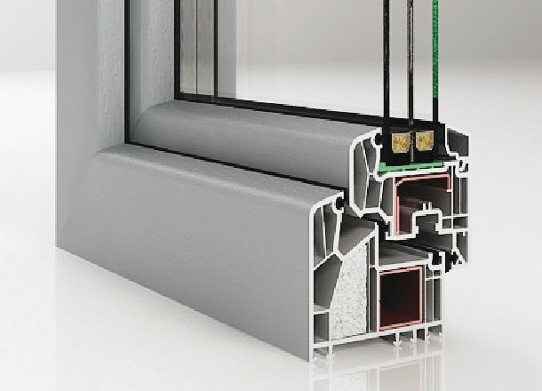 Offerte su infissi in pvc e alluminio lavorazioni in ferro infissi vaccher - Offerte finestre in pvc ...